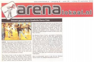 Artikel Arena 25 september 2015